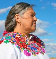 Flordemayo, Mayan Curandera Espiritu, Member of the Council Of 13 Indigenous Grandmothers