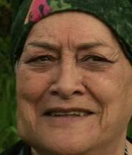Dr. Rangimarie Turuki Rose Pere of the Maori People