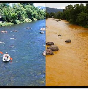 Animas Colorado River Spill