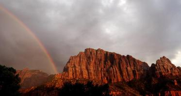 Rainbow Journey Zion Rainbow
